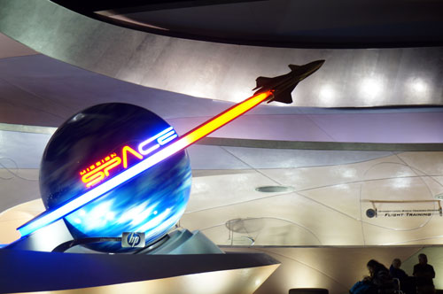 Mission: Space is for thrill-seekers only!