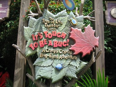It's Tough To Be A Bug! is the show that takes place inside the Tree Of Life.