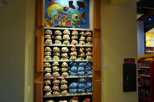 Once Upon A Toy in Disney Springs sells Tsum Tsum.