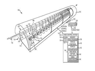 Disney Receives Patent For New Twister Ride System