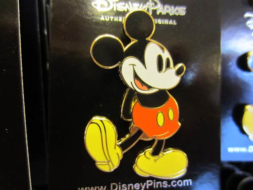 Disney trading pins can be expensive if you only by them on Disney property.