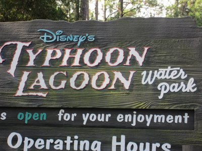 Disney Water Parks Typhoon Lagoon