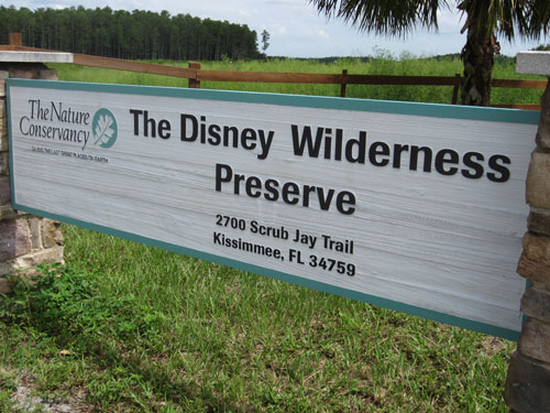 The preserve is open to the public.