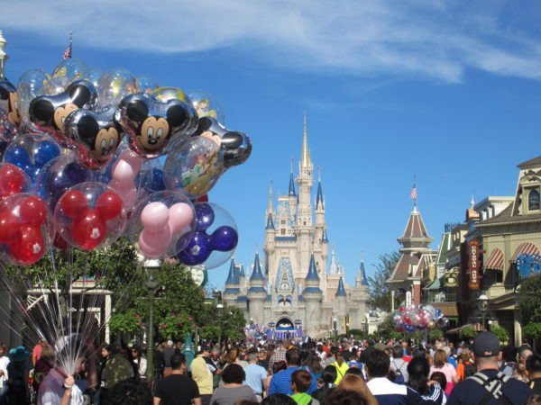 Disney World parks are closing after business on Sunday, March 15 for the rest of the month.