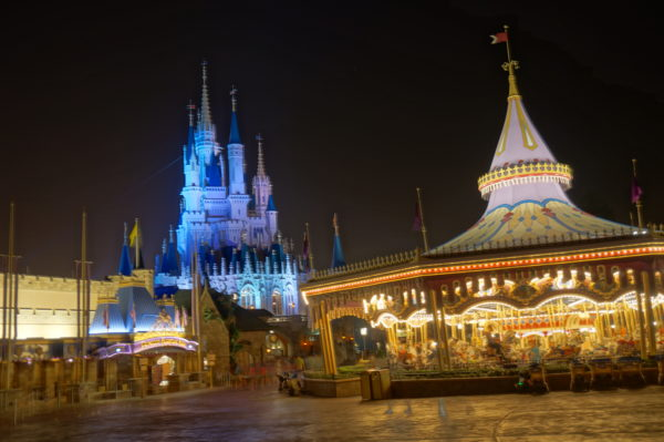 Reservations for access to Disney World theme parks open June 22.