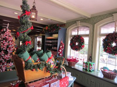 Stop in for a taste of Christmas.