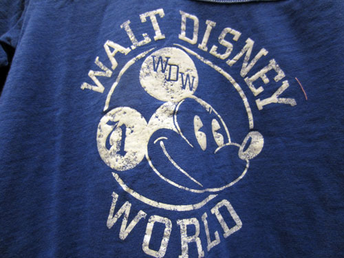 You can start with a simple Disney character t-shirt.