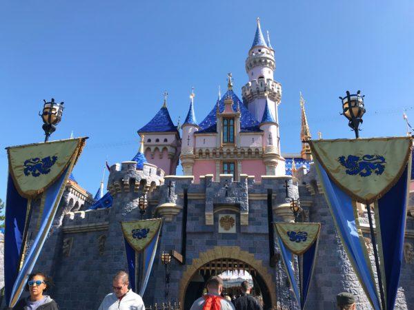 Disneyland and California Adventure are closing due to Coronavirus.