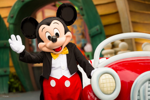 See Mickey in his home! Photo credits (C) Disney Enterprises, Inc. All Rights Reserved