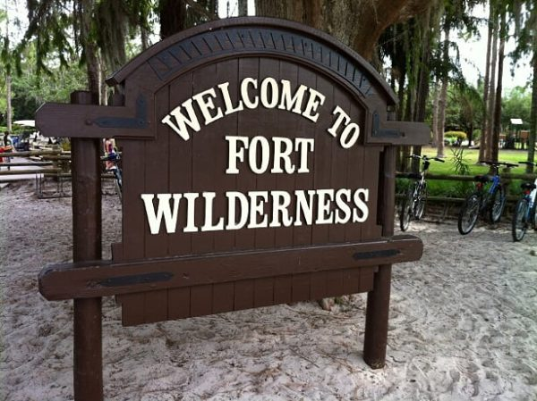 Bring your tent, camper, RV or luxury bus! Disney's Fort Wilderness can accommodate!
