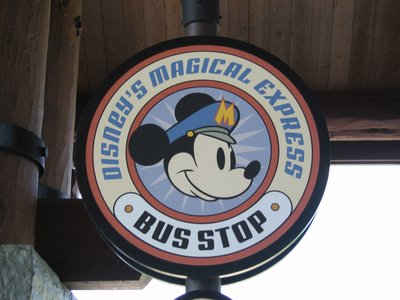 Disney's Magical Express Information