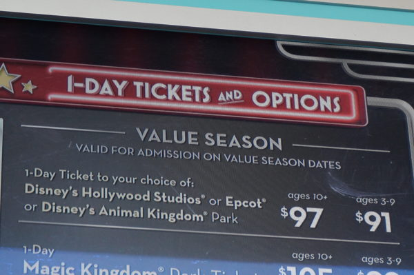 Disney Parks may turn from tired pricing to dynamic pricing after Disneyland's test at Pixar Pier.