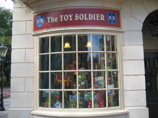The Toy Soldier has much more than just toys!