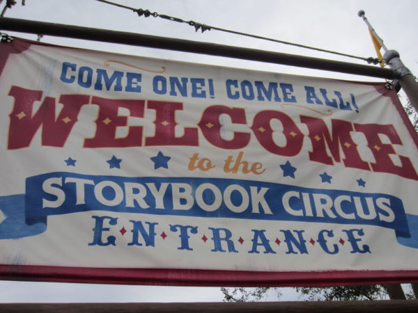 The Top Six Reasons not to overlook Storybook Circus.