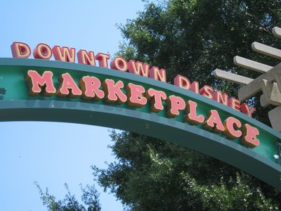 Downtown Disney Picture