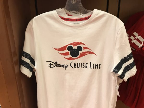 This Disney Cruise Line tee is a great souvenir! $34.99