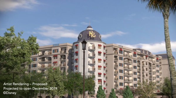 DVC members can soon purchase an interest in the Riviera Resort. Photo credits (C) Disney Enterprises, Inc. All Rights Reserved