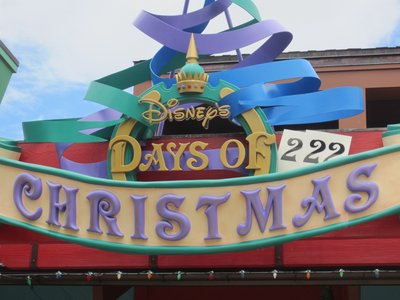 Let's visit the Disney's Days of Christmas store in Disney Springs.