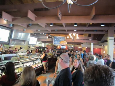 Earl Of Sandwich Crowds