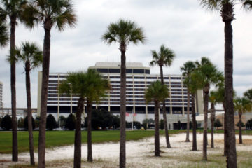 Resort guests can get early and extended park access.