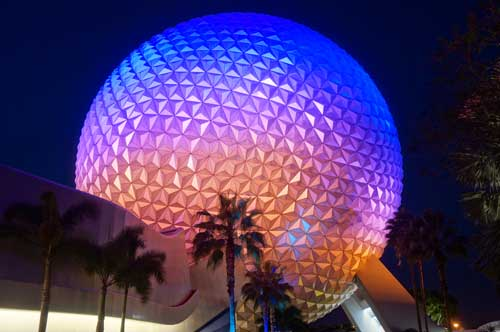 Spaceship Earth - beautiful and educational.