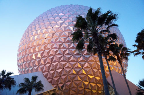 Spaceship Earth - all about communication.