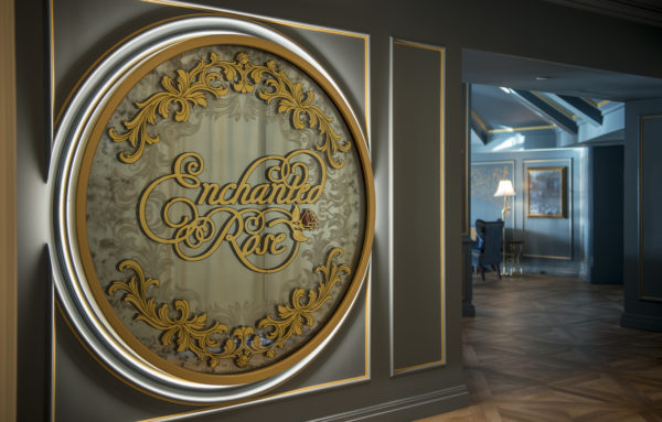 Enchanted Rose is now open at Disney's Grand Floridian Resort! Photo credits (C) Disney Enterprises, Inc. All Rights Reserved