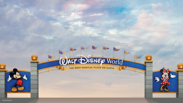 The new colors generally match the concept art that Disney released for the remodel.  Photo credits (C) Disney Enterprises, Inc. All Rights Reserved