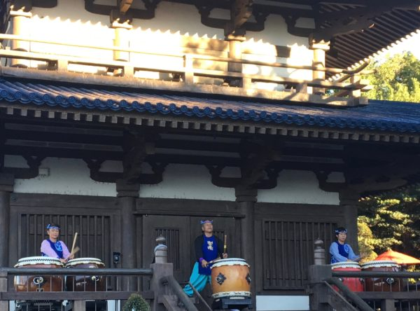 These Taiko Drummers are quite entertaining!