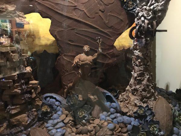 Black Panther Wakonda display.