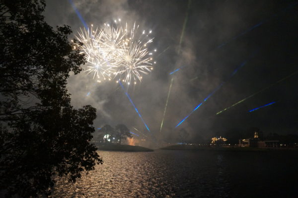 Illuminations is always amazing - but all the more so when Disney adds a special ending.