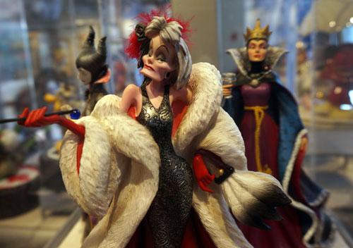 Cruella De Vil figurine - $65.