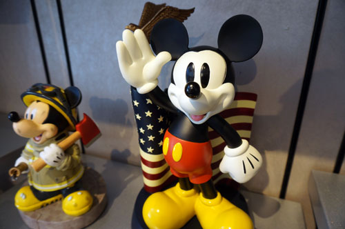 Flag Mickey by Costa Alavezos - $125.