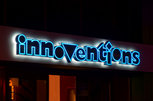 Innoventions may be part of an Epcot update.