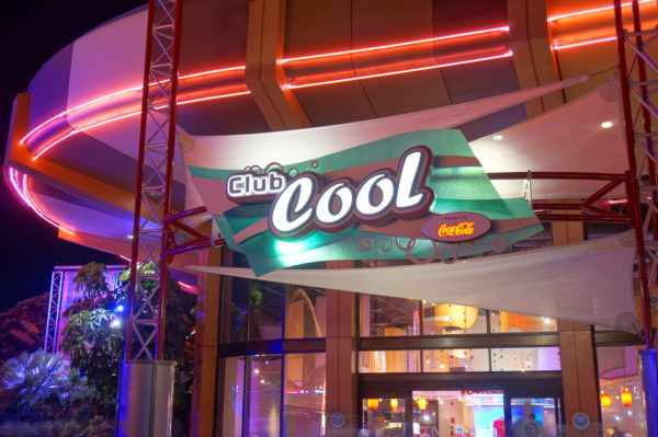 Club Cool will be closing, but it looks like it will be returning to a new location.