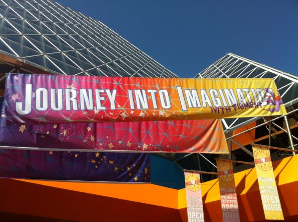 Journey Into Imagination could be getting a makeover.