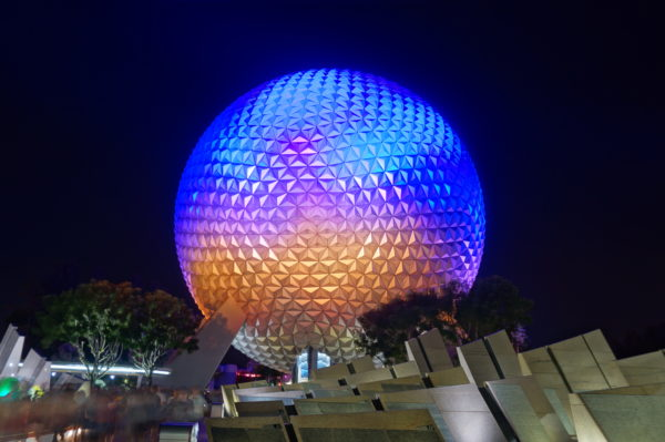 The entrance of Epcot might look very different in a few years.