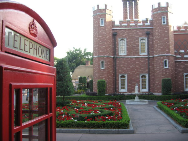 The UK Pavilion is known for its quiet atmosphere, but it could be getting an attraction during an Epcot renovation.