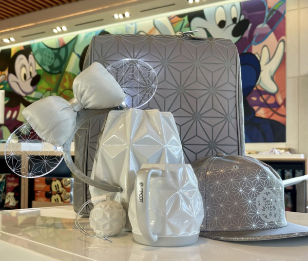 The EPCOT Creations Shop will feature new merchandise. Photo credits (C) Disney Enterprises, Inc. All Rights Reserved