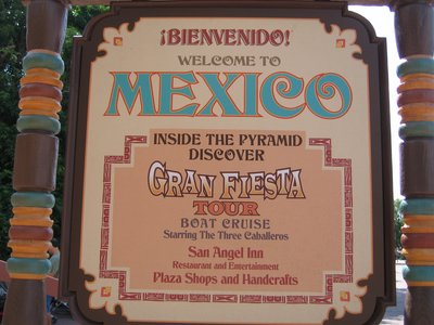 The Mexico pyramid offers a boat cruise, shops, and restaurants.