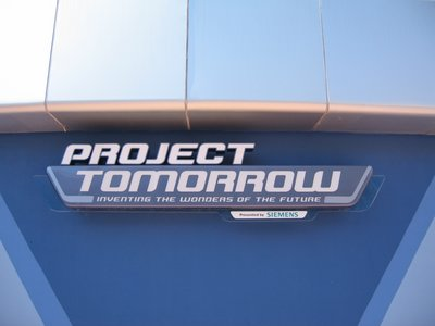 Project Tomorrow provides interactive exhibits.
