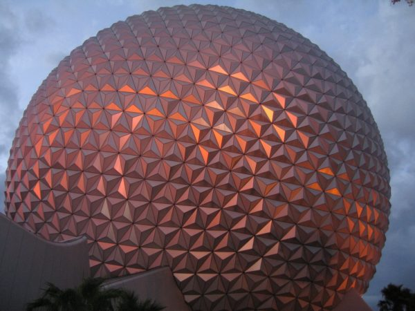 The Spaceship Earth overhaul has now been delayed.