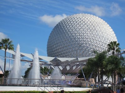 Spaceship Earth is both an icon and a great attraction.