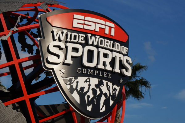 Esports are coming to the ESPN Wide World of Sports.