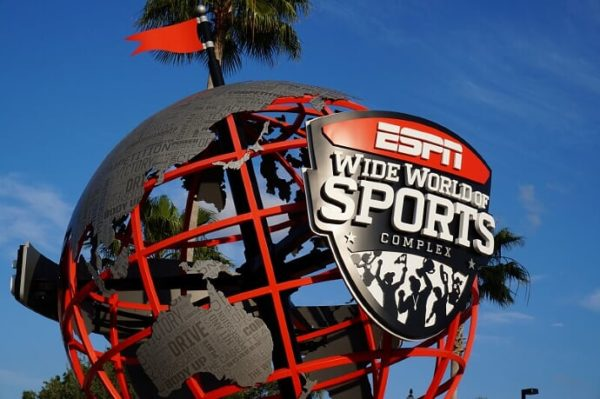 Champion Stadium and the HP Field House are just two of the many venues inside Disney's ESPN Wide World of Sports Complex.