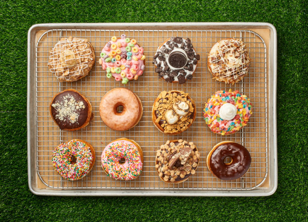 The donuts look delicious! Photo credits (C) Disney Enterprises, Inc. All Rights Reserved