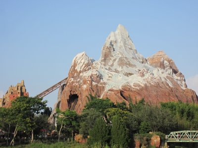 Expedition Everest is an amazing combination of technology, theme, and fun.