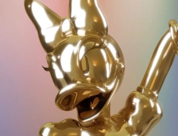 Daisy Duck is the latest Fab 50 announcement. Photo credits (C) Disney Enterprises, Inc. All Rights Reserved