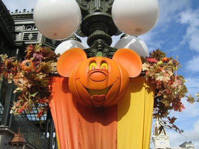 Fall Fun At Disney World