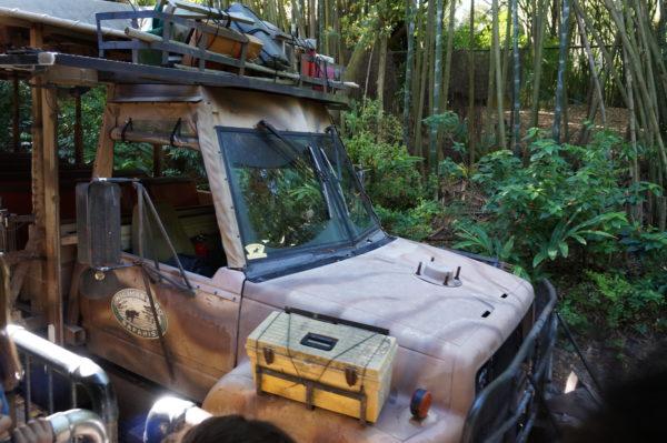 Hop on board and explore Kilimanjaro Safari!